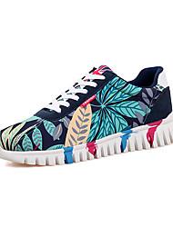 economico -scarpe da ginnastica da uomo primavera estate autunno inverno conforto PU all'aperto atletico casuale piedi lace-up
