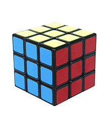 Недорогие -Волшебный куб IQ куб Shengshou 3*3*3 Спидкуб Кубики-головоломки головоломка Куб Гладкий стикер Детские Игрушки Универсальные Подарок