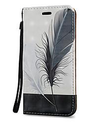 economico -Custodia Per Samsung Galaxy S8 Plus S8 Porta-carte di credito Con supporto Con chiusura magnetica Fantasia/disegno A calamita Integrale