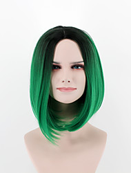 cheap -Synthetic Hair Wigs Straight Capless Carnival Wig Halloween Wig Natural Wigs Synthetic Wig