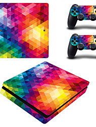 economico -B-SKIN PS4 slim Custodia adesiva per PS4 Slim Originale #