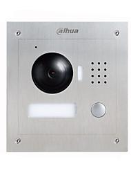 Dahua® vto2000a 1.3mp video porte téléphone poe metal villa station extérieure interphone à distance avec une application mobile