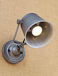 cheap -Rustic / Lodge / Country / Retro LED Wall Lights Metal Wall Light 110-120V / 220-240V 5W