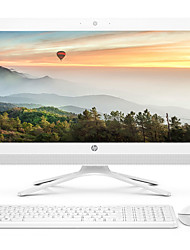HP All-In-One computador desktop 21,5 polegadas Intel Celeron 4GB RAM 1TB HDD gráficos discretos 2GB