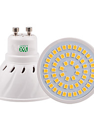 cheap -YWXLight® 5W GU10 GU5.3 E26/E27 MR16 LED Spotlight 54SMD 2835 400-500lm Warm White Cold White Natural White AC110V/220V