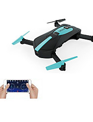 cheap -RC Drone JY JY018 4CH 6 Axis 2.4G With HD Camera 0.3MP 30 RC Quadcopter FPV One Key To Auto-Return Headless Mode 360°Rolling Hover With