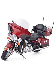 Недорогие -Игрушечные машинки Игрушечные мотоциклы Мотоспорт Мото моделирование Универсальные Мальчики Девочки Игрушки Подарок