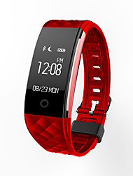 yy s2 femme bluetooth bracelet intelligent / smartwatch / podomètre sport pour ios application de téléphone Android