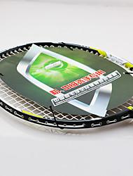 Racchette da badminton Alta resistenza Duraturo Stabilità Fibra di carbonio Un paio × 2 per