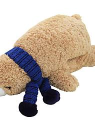 cheap -Teddy Bear Bear Polar bear Stuffed Toys Doll Pillow Stuffed Animals Plush Toy Cute Cartoon Lovely Boys' Girls'