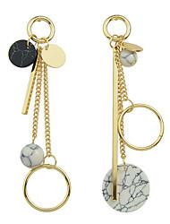cheap -Women's Drop Earrings - Fashion Gold For Casual