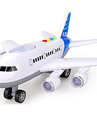 cheap -Toy Cars Music Toys Toys Toys Extra Large Simulation Plane / Aircraft ABS Plastic 1 Pieces Kids Boys Unisex Gift