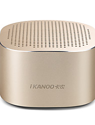 cheap -Ikanoo i609  Mini Portable Wireless Bluetooth Stereo Speaker with Hands-free Function Tf Card Reader