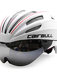 cheap -CAIRBULL Adults Bike Helmet 28 Vents CE / CE EN 1077 Certification Impact Resistant, Light Weight, Adjustable Fit EPS, PC Road Cycling / Recreational Cycling / Cycling / Bike - White Men's / Women's