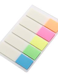 Недорогие -пять видов цветной флуоресцентной прозрачной пленки можно использовать несколько раз, чтобы не просто разорвать