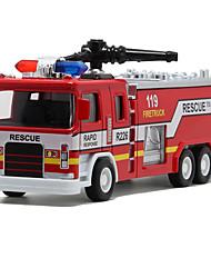 Недорогие -Пожарная машина Игрушки Подарок / Металл