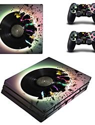 preiswerte -B-SKIN PS4 pro Aufkleber für PS4 Prop Neuartige #