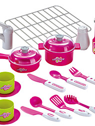 Male city 115 fancy electric multi-function simulation play a undertakes the kitchen girl toys