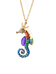Women's Pendant Necklaces Crystal Animal Shape Chrome Fashion Personalized Jewelry For Wedding Congratulations
