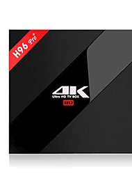 abordables -H96 Pro+ Android6.0 Box TV Amlogic S912 3GB RAM 32GB ROM Huit Cœurs