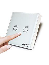 FYW røre fjernbetjeningen fuld på og fuld off en fjernbetjening styrer alle lysene passer receiver brug