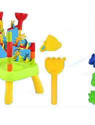 cheap -Beach Toy Novelty / Large Size Plastic 24 pcs Pieces Kid's Gift