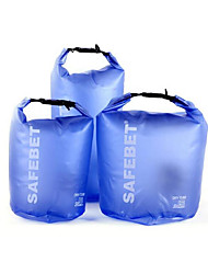 cheap -10 L Dry Bag Waterproof Portable Rain-Proof Sealed Moistureproof for Swimming Beach Outdoor