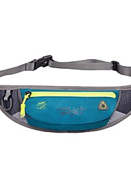 cheap -2 L Belt Pouch/Belt Bag Camping / Hiking Traveling Moistureproof/Moisture Permeability Wearable Breathable
