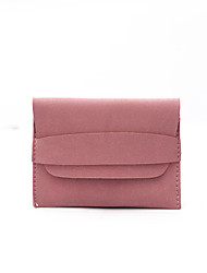 cheap -Women Bags PU Wallet for Casual Outdoor Spring All Seasons Black Ginger Azure Pink