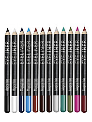 cheap -12Pcs/Set Colorful Eyeliner Pencil Set Lasting Eye Liner Pen Waterproof Professional Eye Pencil Brand Makeup Set