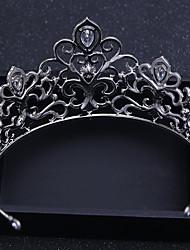 Rhinestone-Legierung headpiece-wedding spezielle Gelegenheit im Freien tiaras Stirnbänder Haarstift 1 Stück