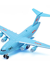 cheap -Pull Back Vehicles Plane Toys Plane / Aircraft Plastic Pieces Unisex Gift