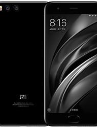 xiaomi mi6 5.15 pouces 4g smartphone (6gb + 128gb corps en céramique double caméra snapdragon 835 3350mah)