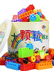 cheap -Building Blocks Stacking Game Educational Toy 1pcs Square Circular Cylindrical DIY Toy Gift