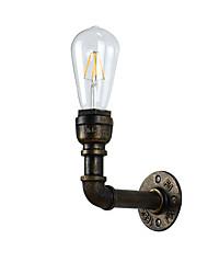 AC 100-240 4 E27 Rustique Traditionnel/Classique Laiton Antique Fonctionnalité for LED Ampoule incluse,Eclairage d'ambianceAppliques