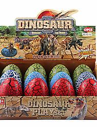 preiswerte -Spielzeuge Spielzeuge Tier Kunststoff Mädchen Jungen 12 Stücke