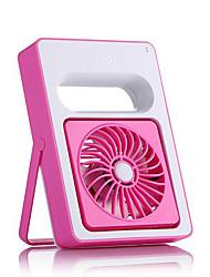 preiswerte -Kreative tragbare Handheld mute usb Aufladung Mini-Fan mit einstellbaren Winkel