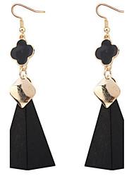 Women's Drop Earrings Jewelry Basic Unique Design Geometric Hip-Hop Cute Style Euramerican Movie Jewelry Statement Jewelry USA British