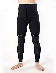 abordables -SLINX Homme Pantalon de Combinaison Néoprène Bas Séchage rapide, Design Anatomique, Respirable Plongée Mode Printemps / Eté