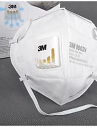 3m 접이식 호흡 보호구 (호흡 밸브가있는 것) / 1 개 분기