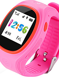 IPS WiFI GPS Location Smart Watch Children Wristwatch SOS Call Finder Locator Tracker Anti Lost Monitor Kids' Watches