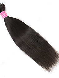 1 bundle Indian Remy Hair straight Human Hair Weave Extensions