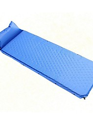 cheap -Sheng yuan Inflated Mat Self-Inflating Camping Pad Moistureproof/Moisture Permeability Inflated Thick Hiking Camping Outdoor