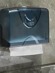 Titulares tecido facial Contemporânea Plástico