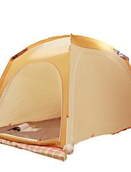 2 persone Tenda Singolo Tenda da campeggio Una camera Tenda ripiegabile Antiumidità Ompermeabile Anti-pioggia Traspirabilità per