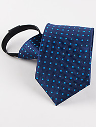 Men's Party/Evening Wedding New lazy stripe business Necktie