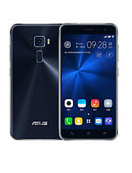 "abordables -Asus ZenFone 3  ZE552KL 5.5 "" Android 6.0 Smartphone 4G (SIM Dual Octa Core 16MP 4GB + 64 GB Azul)"