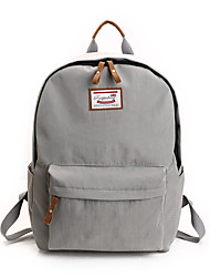 Women Bags All Seasons Canvas Backpack for Shopping Casual Formal Outdoor Office & Career Green Black Blushing Pink Gray