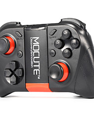 Mocute 050 mobile sans fil bluetooth gamepad support ios poignées Android