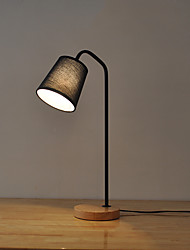 60 Modern/Contemporary Desk Lamp , Feature for LED , with Other Use Dimmer Switch